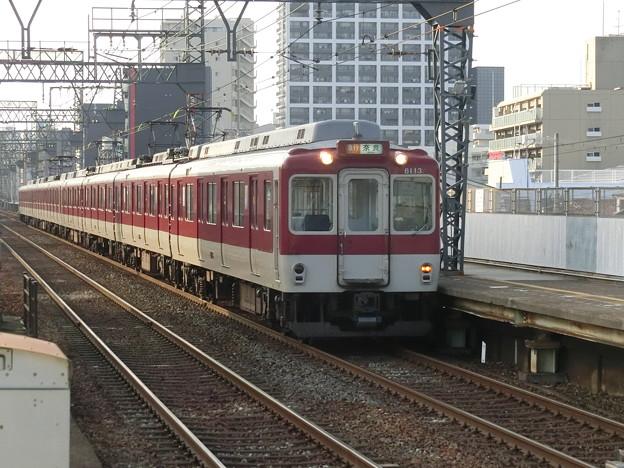 近鉄:8600系(8613F)・8400系(8354F)-01