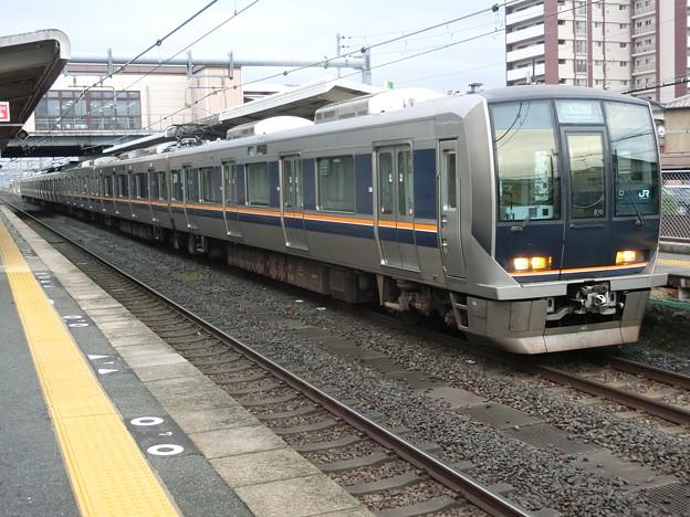 JR西日本:321系(D10)-01