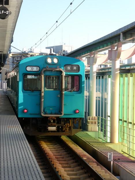 JR西日本:105系(SF001)-01