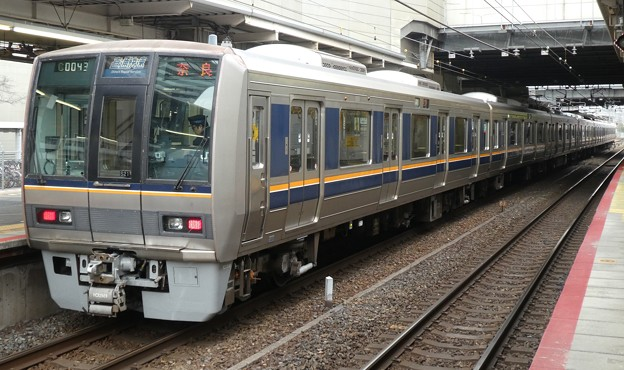 JR西日本:207系(S21・T5)-01