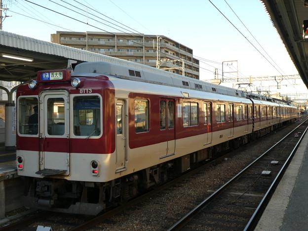 近鉄:8600系(8613F)-01