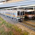 模型:JR東海213系5000番台と373系-01