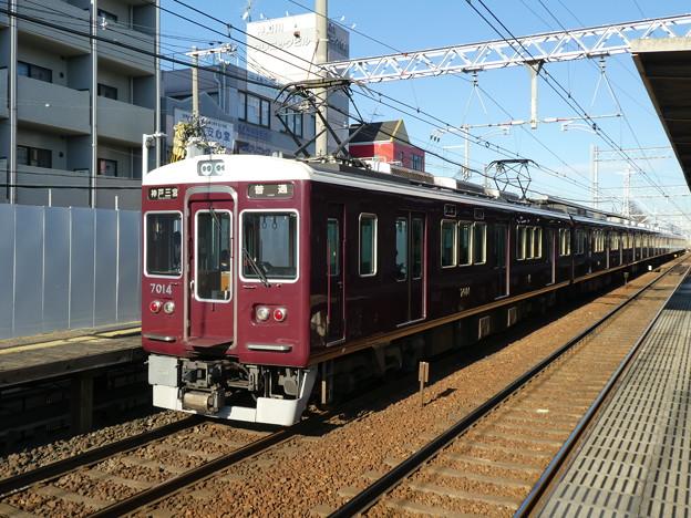 阪急:7000系(7014F)-02