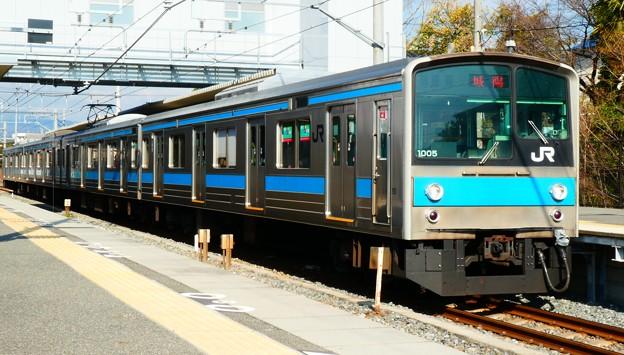 JR西日本:205系1000番台(NE409)-03