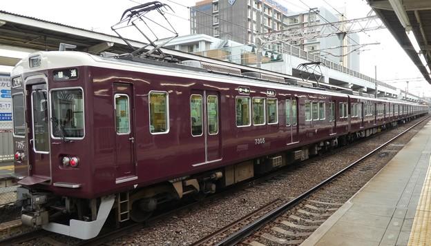 阪急:7300系(7305F)-02