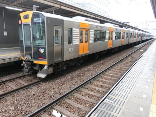 阪神:1000系(1609F・1202F)-01