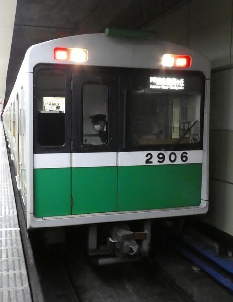 大阪メトロ:20系(2606F)-01