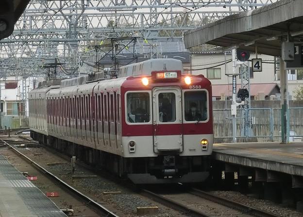 近鉄:8000系(8728F)・9020系(9039F)-01