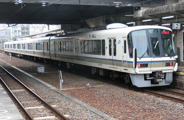 JR西日本:221系(NA411)-02
