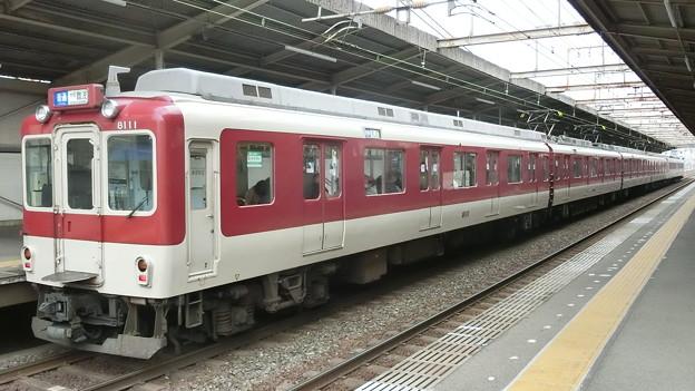 近鉄:8600系(8611F)・1252系(1252F)-01