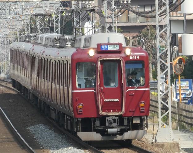 近鉄:8400系(8414F・8415F)-01