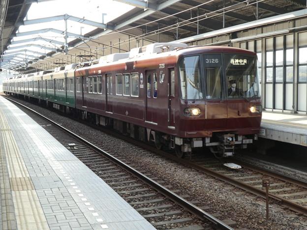 神戸市交通局3000形(3126F)-01