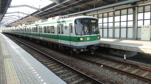 Photos: 神戸市交通局3000形(3123F)-04