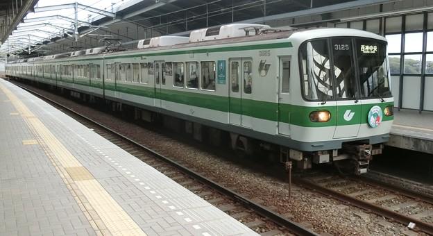 神戸市交通局3000形(3125F)-02
