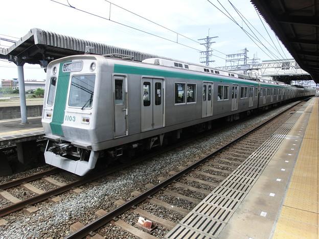 京都市交通局:10系(1103F)-01