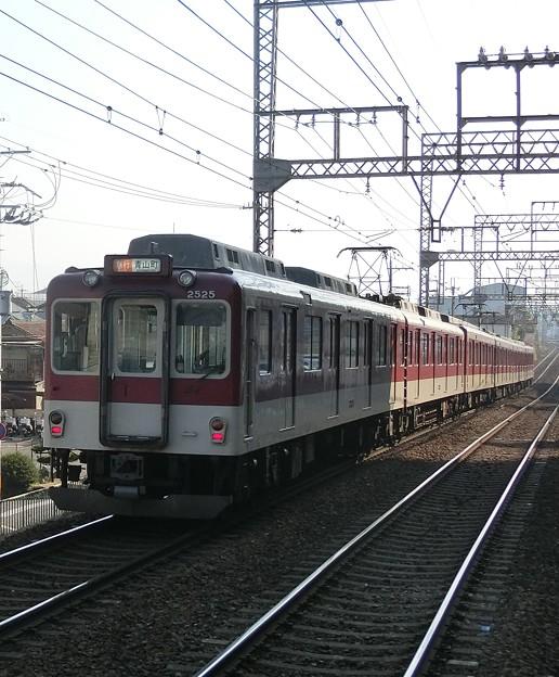 近鉄:2410系(2425F)・1400系(1505F)-01