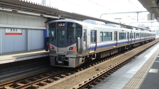 JR西日本:225系(HF442)-01