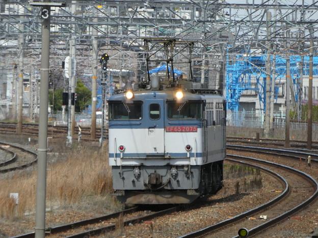 JR貨物:EF65形2000番台-06