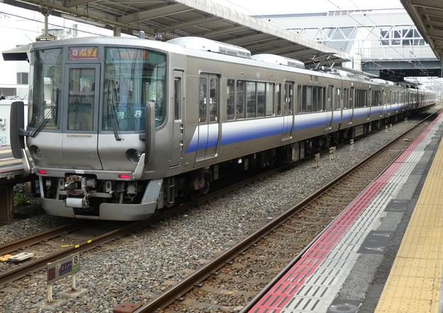 JR西日本:223系(HE408)・225系(HF425)-01