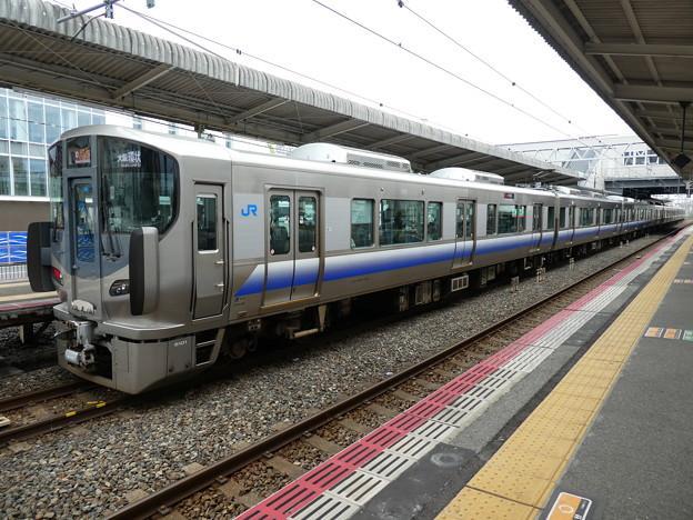 JR西日本:225系(HF430・HF415)-01