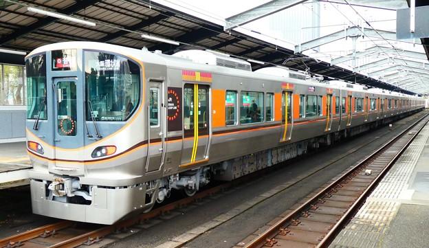 JR西日本:323系(LS15)-01