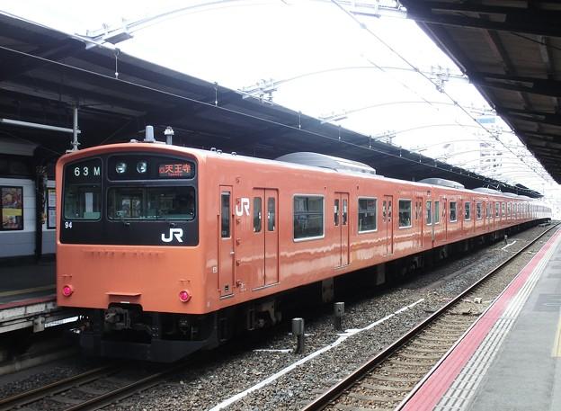JR西日本:201系(LB09)-04