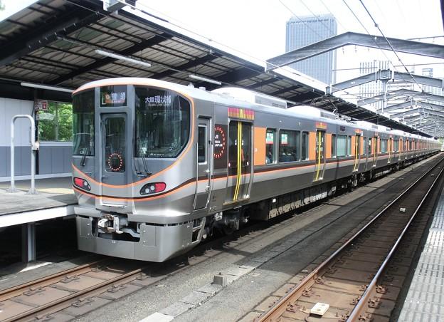 JR西日本:323系(LS14)-01