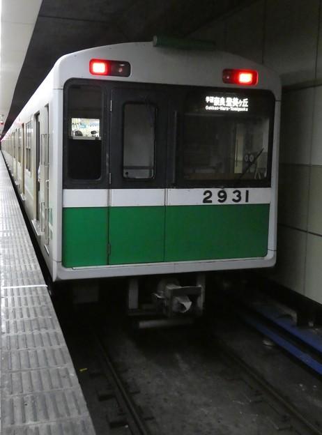 Photos: 大阪メトロ:20系(2631F)-02