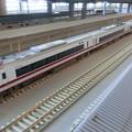 模型:北越急行 683系8000番台-02(スノーラビットエクスプレス)