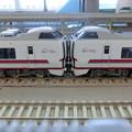 模型:北越急行 683系8000番台-03(スノーラビットエクスプレス)