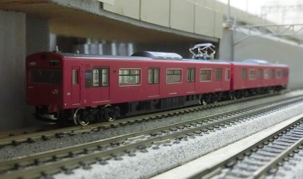 模型:JR西日本103系3500番台-02