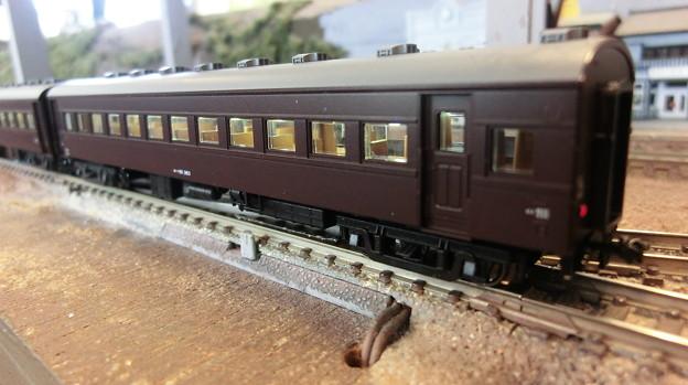 模型:オハフ61-363