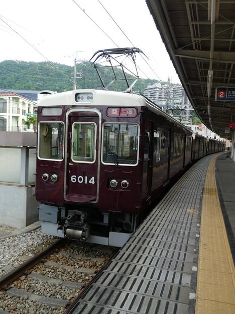 Photos: 阪急:6000系(6014F)-01