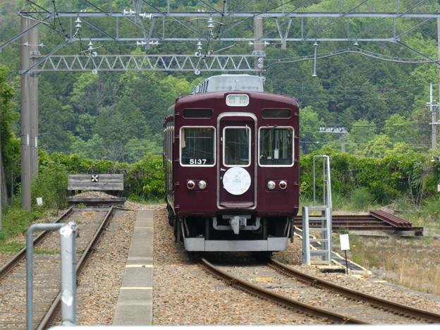 Photos: 能勢電鉄:5100系-02