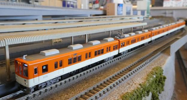 模型:阪神8000系-01