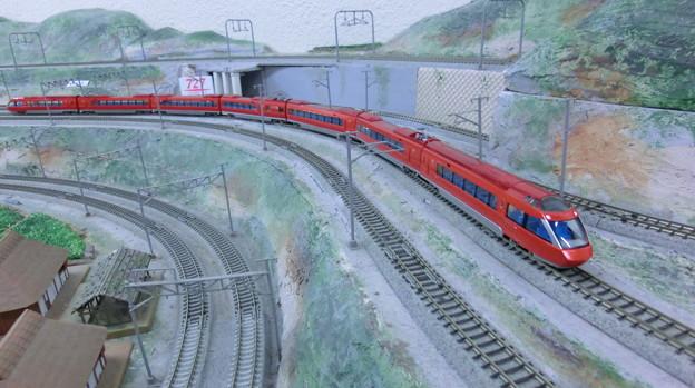 模型:小田急70000形-01