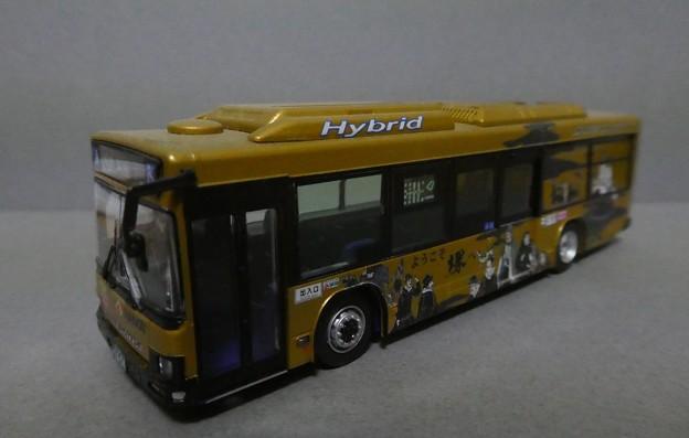 バスコレ-021(堺シャトル)