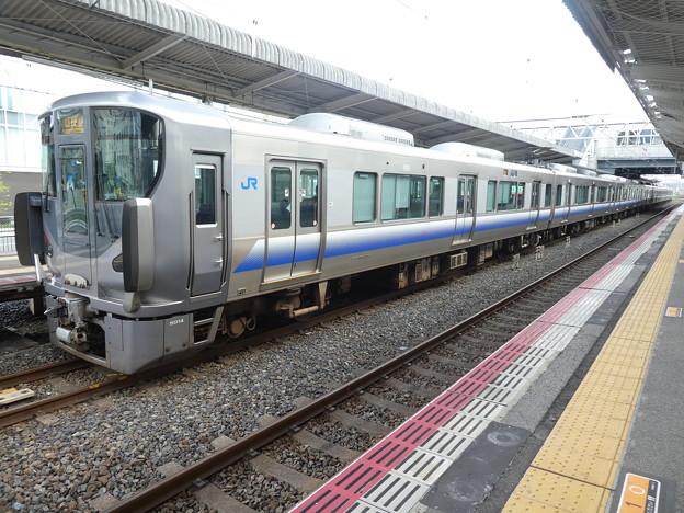JR西日本:225系(HF414・HF412)-01