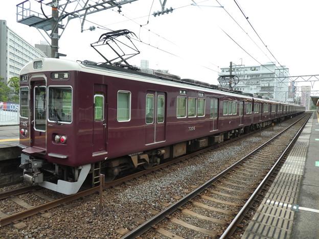 阪急:7300系(7306F)-04