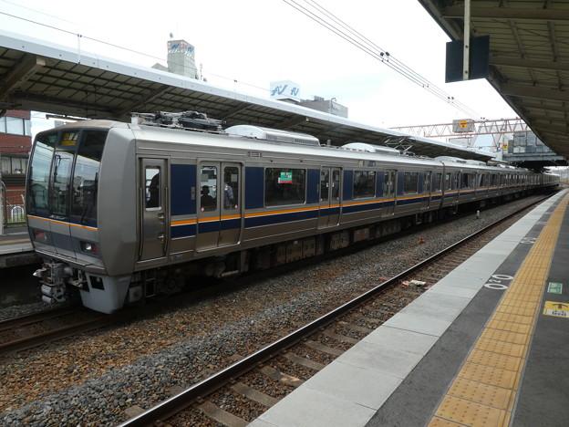 JR西日本:207系(T10・S57)-01