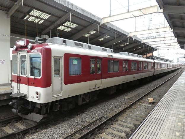 近鉄:8000系(8724F)・1252系(1258F)-01