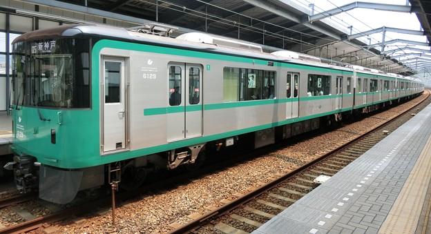 神戸市交通局6000形(6129F)-01