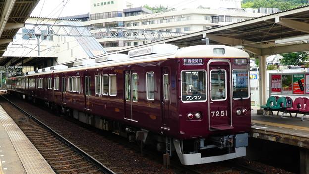 能勢電鉄:7200系-02