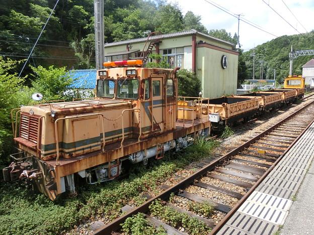 能勢電鉄:事業車-01