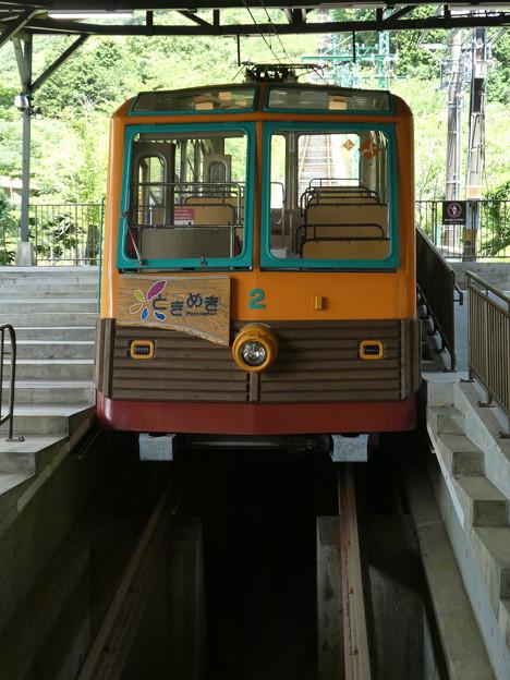 能勢電鉄:2号車「ときめき」-02