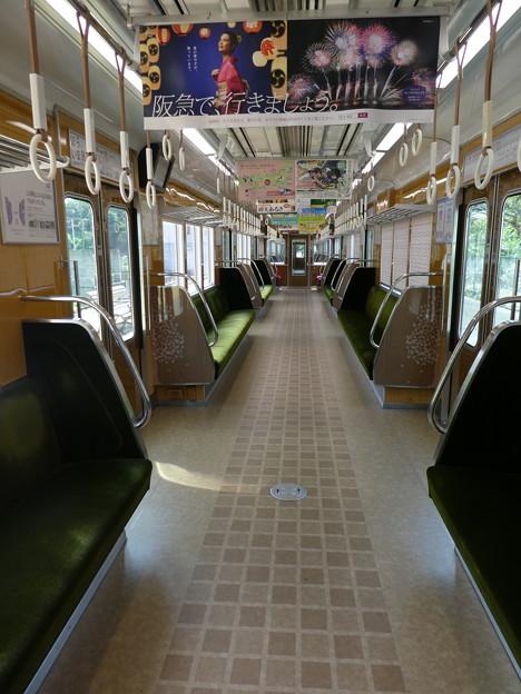 能勢電鉄:7200系(車内)-01
