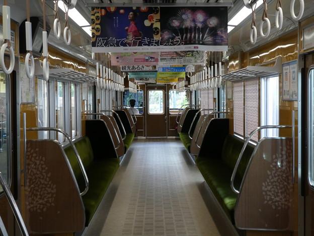能勢電鉄:7200系(車内)-02