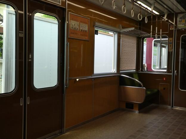 能勢電鉄:7200系(車内)-03