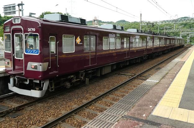 Photos: 能勢電鉄:3100系-01