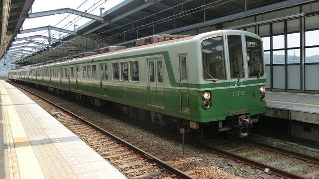 神戸市交通局1000形(1102F)-01